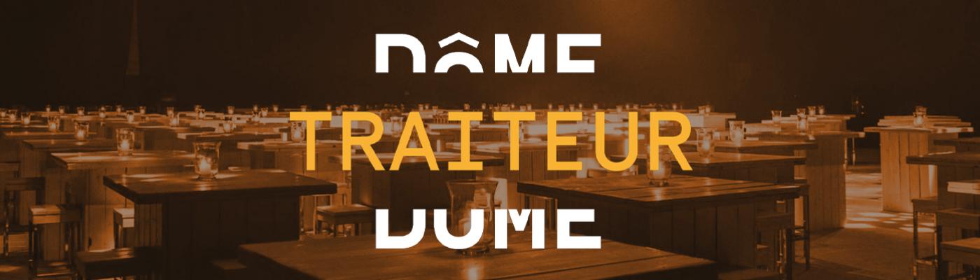 DÔME Traiteur | slide3